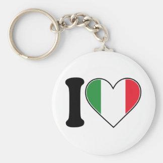 Amo Italia Llavero