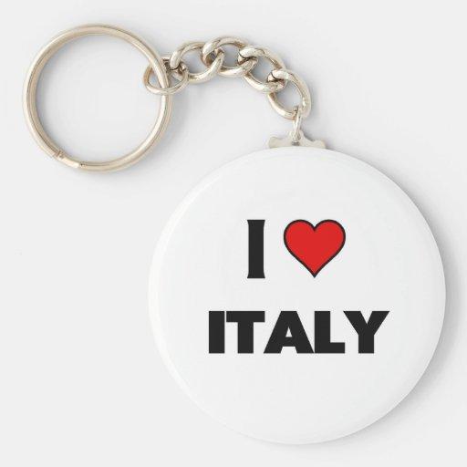 Amo Italia Llaveros