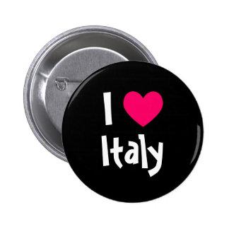 Amo Italia Pin Redondo 5 Cm