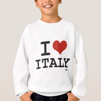 AMO ITALIA SUDADERA