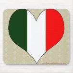 Amo Italia Tapete De Ratón