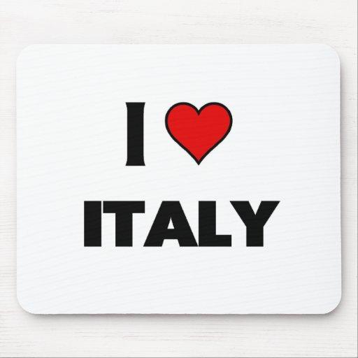 Amo Italia Tapete De Ratones