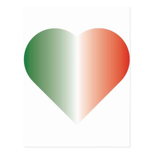 Amo Italia Tarjetas Postales