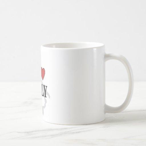 Amo Italia Tazas De Café