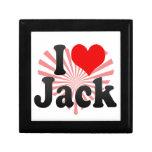 Amo Jack Cajas De Recuerdo