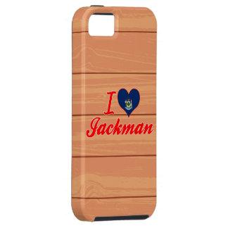Amo Jackman, Maine iPhone 5 Cárcasas