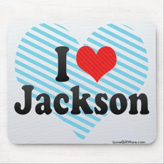 Amo Jackson Alfombrillas De Ratones