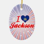Amo Jackson, Nueva York Ornamente De Reyes
