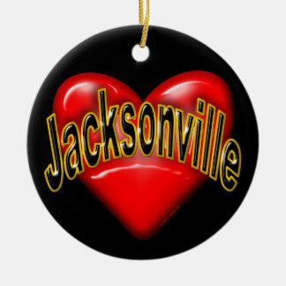 Amo Jacksonville Adorno Para Reyes