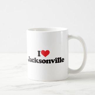 Amo Jacksonville Taza Clásica