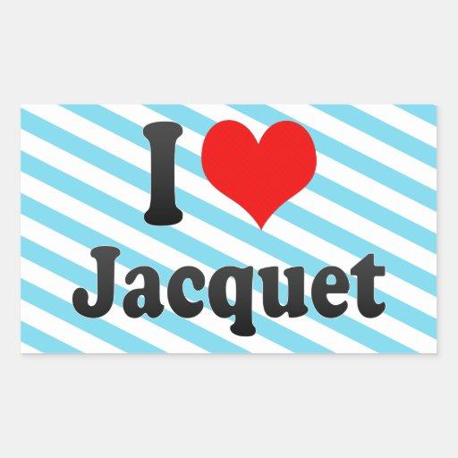 Amo Jacquet Rectangular Altavoces