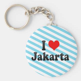 Amo Jakarta, Indonesia Llavero