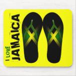 Amo Jamaica Mousepad Alfombrilla De Ratones