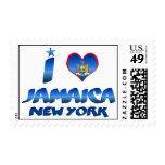 Amo Jamaica, Nueva York Sellos