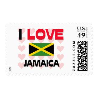 Amo Jamaica Sellos