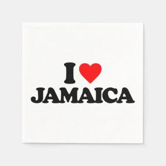 AMO JAMAICA SERVILLETA DESECHABLE