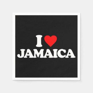 AMO JAMAICA SERVILLETAS DE PAPEL