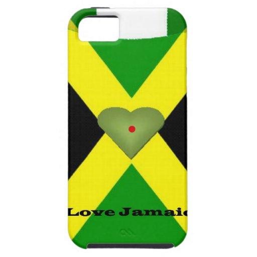 Amo Jamaica tengo Niza un día y una mejor noche iPhone 5 Case-Mate Cárcasas