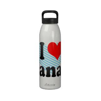 Amo Janae Botella De Agua Reutilizable