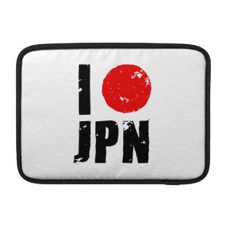 Amo Japón (amor JPN de I) Funda Macbook Air