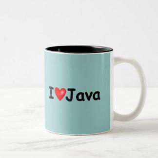 Amo Java Tazas De Café