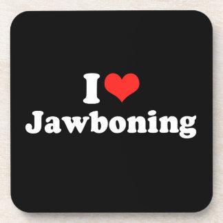 AMO JAWBONING png Posavasos De Bebidas