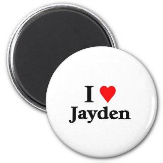Amo Jayden Imán De Frigorifico