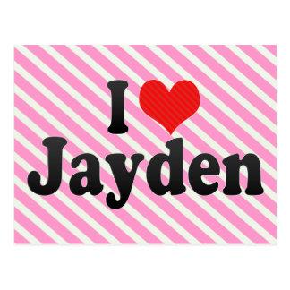 Amo Jayden Postales