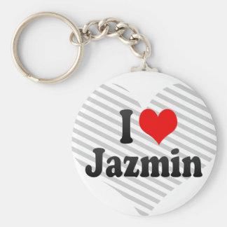 Amo Jazmin Llavero