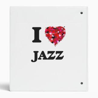 "Amo jazz carpeta 1"""