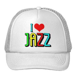 Amo jazz gorras