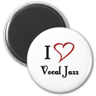Amo jazz vocal imán