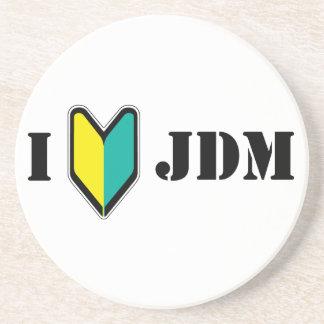Amo JDM Posavasos Diseño