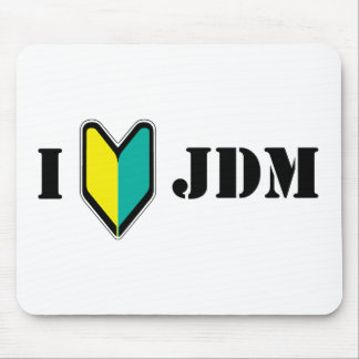 Amo JDM Tapetes De Ratones