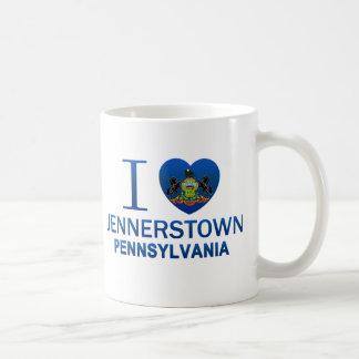 Amo Jennerstown, PA Taza Clásica