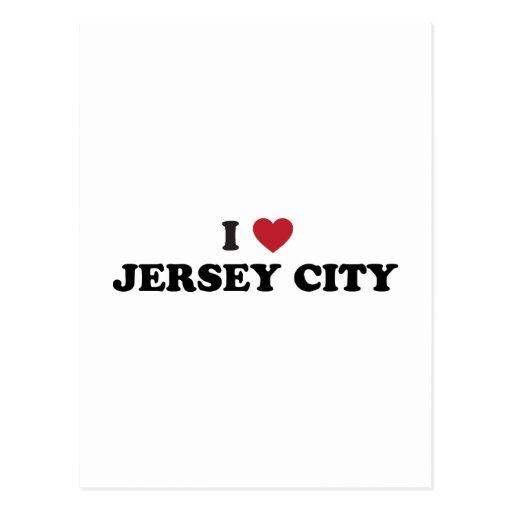 Amo Jersey City New Jersey Postal