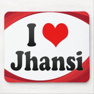 Amo Jhansi, la India. Mera Pyar Jhansi, la India Tapete De Ratones