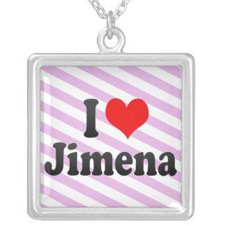 Amo Jimena Collar