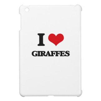 Amo jirafas