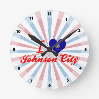 Amo Johnson City, Kansas Reloj