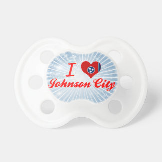 Amo Johnson City, Tennessee Chupetes Para Bebés
