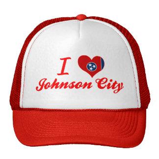 Amo Johnson City, Tennessee Gorras De Camionero