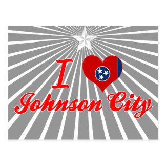Amo Johnson City, Tennessee Postales