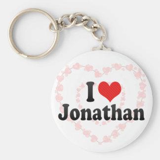 Amo Jonatán Llaveros Personalizados