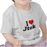 Amo Jtek Camisetas