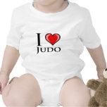 Amo judo traje de bebé