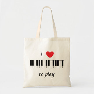 """""""Amo jugar"""" el bolso Bolsas"""