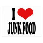 Amo Junk Food Postal