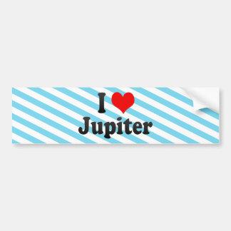 Amo Júpiter, Estados Unidos Pegatina De Parachoque