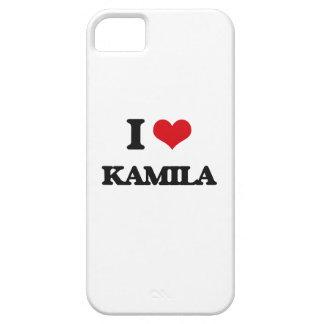 Amo Kamila iPhone 5 Fundas
